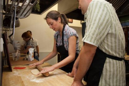 Handmade Pasta course at Loaf. Photo: Jane Baker