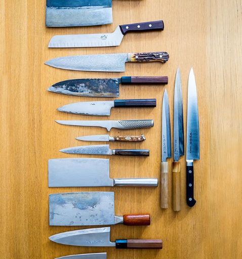 Paring Knife Technique: Knife Skills & Maintenance